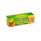 Dieterba omogeneizzato frutta mista 3 pezzi 80 g