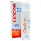 Candinet Act 2% Schiuma detergente attiva intima (150 ml)