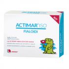 Actimar iso fialoidi kit 15 fialoidi da 5ml con nebulizzatore nasale