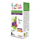 Frutta e Fibre Bambini sciroppo 100% naturale per il transito intestinale (250 ml)
