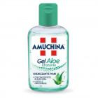 Amuchina Gel Aloe igienizzante mani idratante 70% alcol (80 ml)
