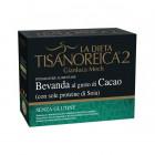 Tisanoreica2 Bevanda al Cacao con sole proteine di Soia 4 preparati