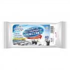 Germol clean salviettine igieniche superfici 40 pezzi