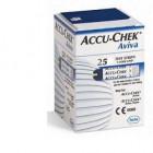Accu chek Aviva strisce (25 pz)