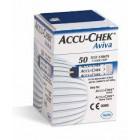 Accu chek Aviva strisce (50 pz)