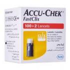 Accu Chek FastClix (100 + 2 lancette)