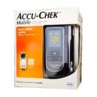 Accu Chek Mobile misuratore senza strisce 50 test su nastro unico
