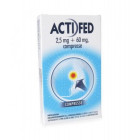 Actifed 2.5+60mg (12 compresse)