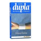 Action Dupla polsiera elastica bianca taglia large (1 pz)