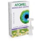Afomill Rinfrescante Lenitivo occhi gocce naturali (10 flaconcini)