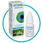 Afomill Umettante Lubrificante occhi gocce naturali con acido ialuronico (10 ml)