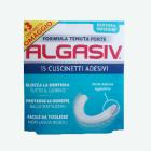 Algasiv tripla azione per dentiera inferiore (12 cuscinetti adesivi + 3 omaggio)