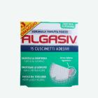 Algasiv tripla azione per dentiera superiore (12 cuscinetti adesivi + 3 omaggio)