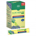 Aloe Vera Esi + Forte pocket drink gusto Mirtillo integratore depurativo (24 stick)