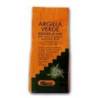 Argilla Verde fine essiccata al sole per viso e corpo (1000 g)