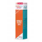 CuteRed Sport crema arnica extra potenziata 20% pre e post allenamento (50 ml)