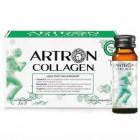 Artron Collagen integratore liquido per la funzionalità articolare e per il supporto di ossa e muscoli (10 flaconi)