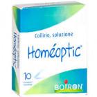 Boiron Homeoptic collirio occhi (10 flaconcini)