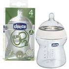 Chicco Step Up 2 Biberon Flusso veloce 4+ mesi (250 ml)