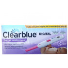 Clearblue Digital Test Ovulazione 2 giorni fertili (10 stick)