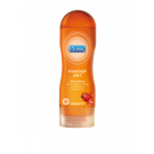 Durex Gel Massage Stimulating 2in1 Lubrificante intimo con Guaranà (200ml)