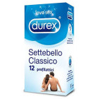 Durex Settebello Classico profilattici (12 pz)
