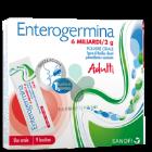 Enterogermina Adulti polvere orale6 miliardi/2mg (9 bustine)