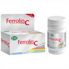 Esi Ferrolin integratore di ferro con vitamina C (30 capsule)