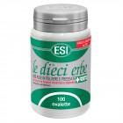 Esi Le Dieci Erbe + Forte intestino e digestione (100 ovalette)