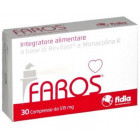 Faros integratore anticolesterolo (30 compresse)