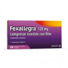 Fexallegra 120mg antistaminico (10 cpr rivestite)
