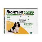 Frontline Combo spot on Cani da 2 a 10 kg (3 pipette)