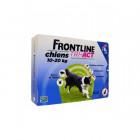 Frontline Tri act soluzione antiparassitario spot on per cani da 10 a 20kg (6 pipette)