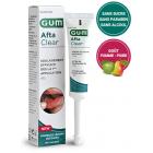 Gum Afta Clear Gel afte e lesioni della bocca (10 ml)