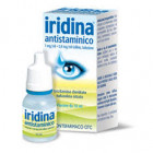 Iridina Collirio antistaminico 10+8mg (10ml)