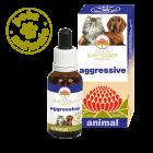 Australian Bush Flower Essences Animal Aggressive favorisce la docilità degli animali di piccola e media taglia (30 ml)