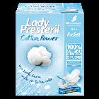 Lady Presteril Assorbenti pocket giorno con ali 100% cotone (10 pz)