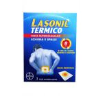 LASONIL TERMICO 3 FASCE AUTORISCALDANTI schiena e spalle