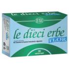 Esi Le Dieci Erbe Flor (30 naturcaps)