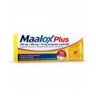 Maalox Plus 200mg+220mg+25mg (50 compresse masticabili)