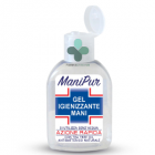 ManiPur gel igienizzante mani con alcool e tea tree oil (70 ml)
