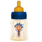Mebby Baby Bottle Biberon step 1+2 da 0+ mesi (150 ml) + mini scovolino + tappo
