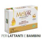 Melilax Pediatric Microclismi doppia azione lattanti e bambini (6 pz)