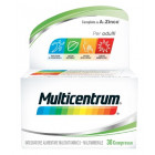 Multicentrum adulti (30 cpr)