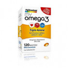 Multicentrum My Omega3 Tripla Azione (120 mini perle ultraconcentrate)