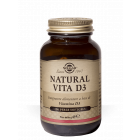 Natural Vita D3 integratore di Vitamina D3 (120 perle softgel)