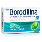 NeoBorocillina gola antisettico orofaringeo mentolo eucaliptolo (20 pastiglie)