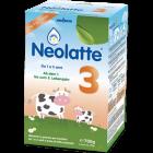 Neolatte 3 bio latte di proseguimento in polvere biologico da 1 ai 3 anni  (700 g)