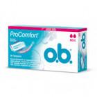 O.b. ProComfort Mini flusso leggero Assorbenti interni (16 pz)