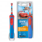 Oral B Stages power vitality Spazzolino elettrico Cars per bambini 3+ anni